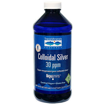 Colloidal Silver 30 PPM 16 fl oz (EE T83189)