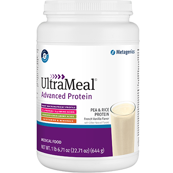 Ultrameal Adv Protein Fr Vanilla 644g (M395586)