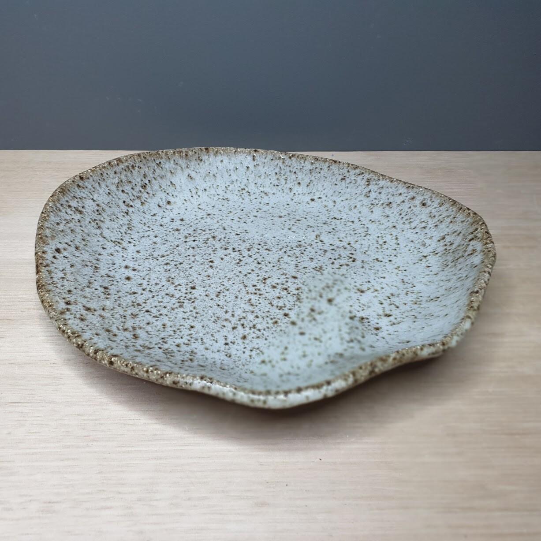 Ocean Foam Organic Plates see range