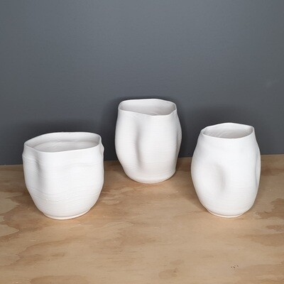 Handcrafted vessels