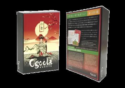 Hyakuninisshu English Translated Karuta- Complete (1-100)