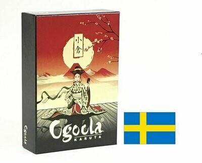 Hyakuninisshu Karuta på svenska del 1 (kort 1-50)