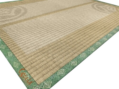 Textile Karuta Mat-New