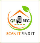 QR-Reg label