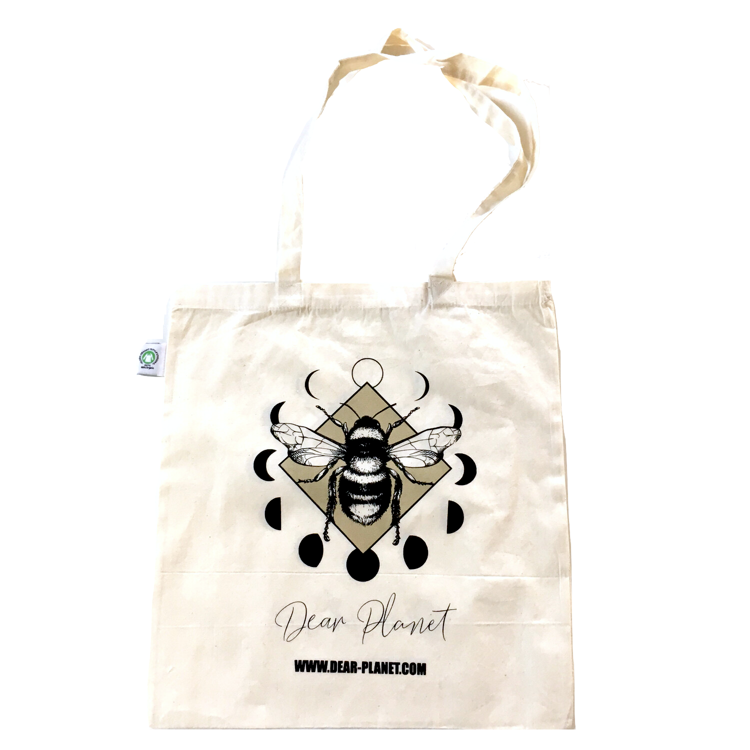 Dear Planet Totebag - Organic Cotton