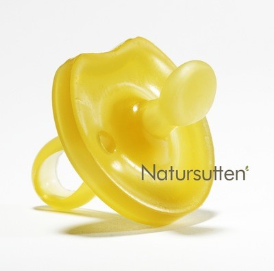 Natursutten pacifier butterfly - ortho
