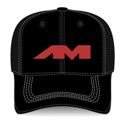 AM Racing Snap Back
