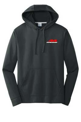 AM Racing Hoodie Black