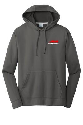 AM Racing Hoodie Grey