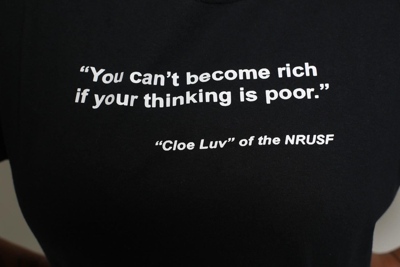 """The """"Cloe Luv"""" T-shirt"""