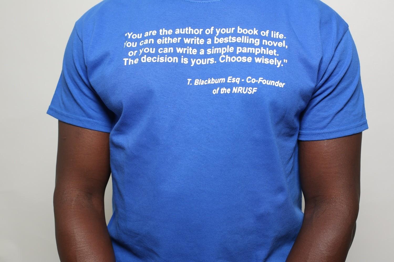 """The """"T. Blackburn Esq."""" T-shirt"""