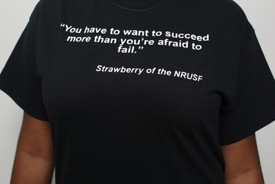 "The ""Strawberry"" T-shirt"