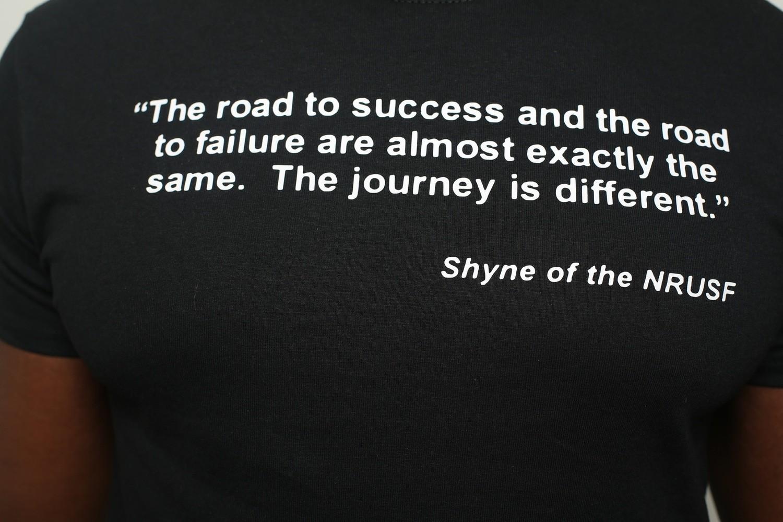 """The """"Shyne"""" T-shirt"""