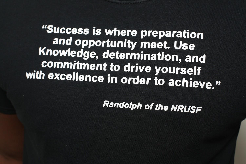 """The """"Randolph"""" T-shirt"""