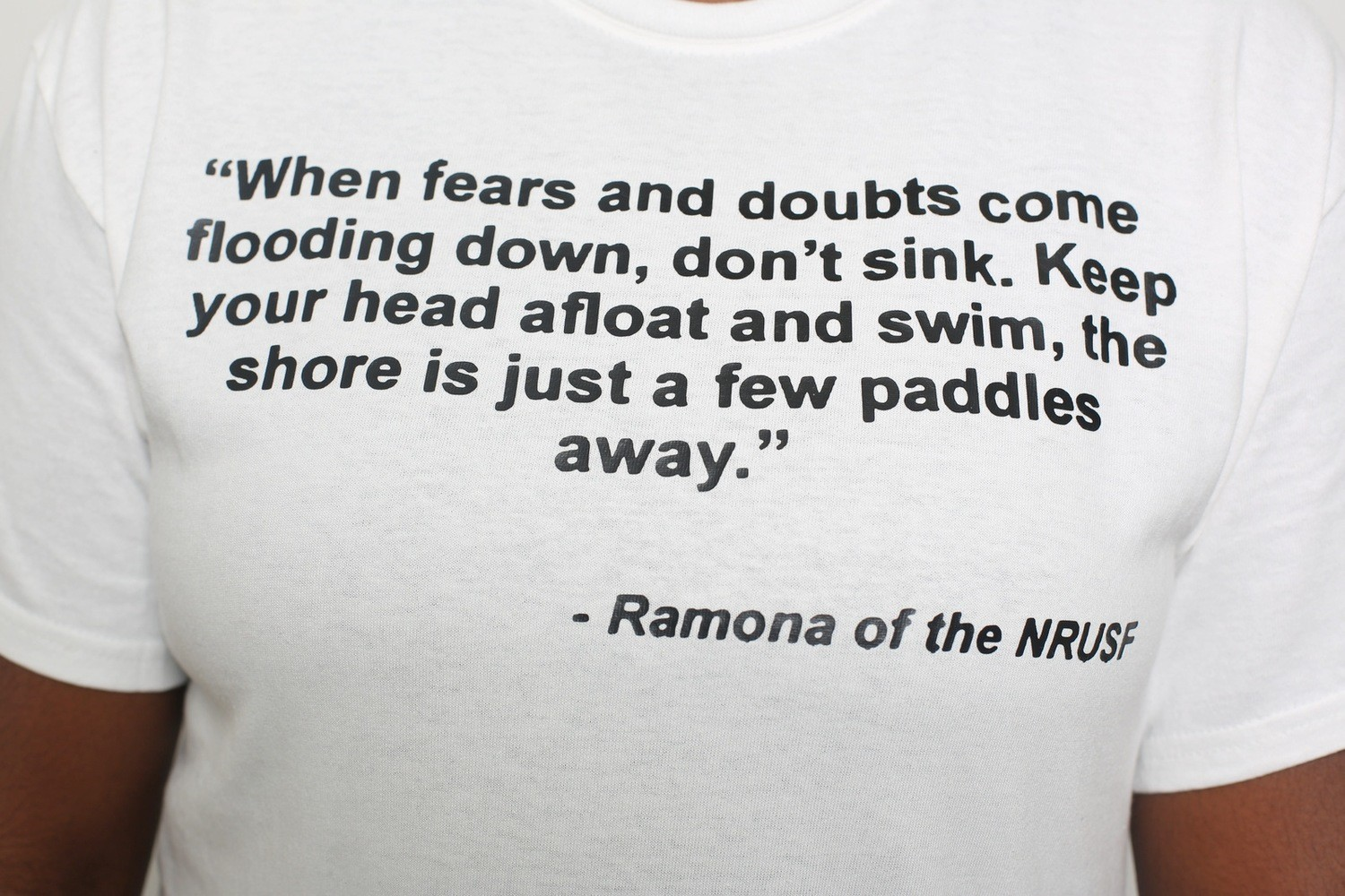 "The ""Ramona"" T-shirt"