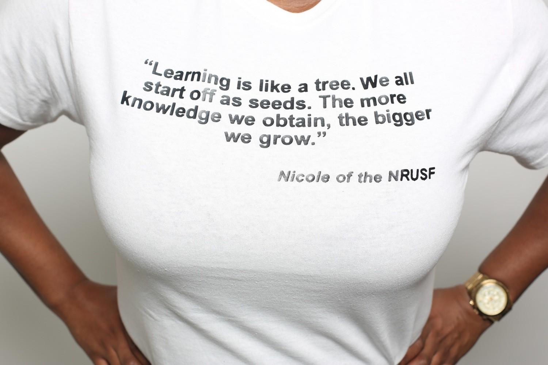"The ""Nicole"" T-shirt"
