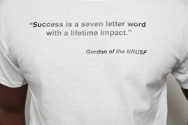 "The ""Gordon"" T-shirt"