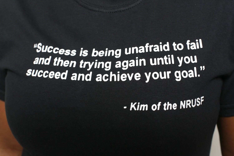 "The ""Kim"" T-shirt"