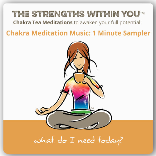 FREE Chakra Meditation Music: 1 Minute Sampler mp3 download