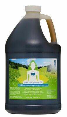 Meditative Massage Oil - GALLON