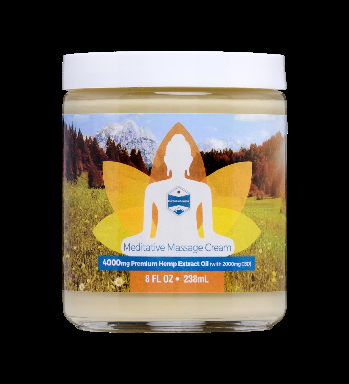 Meditative Massage Cream