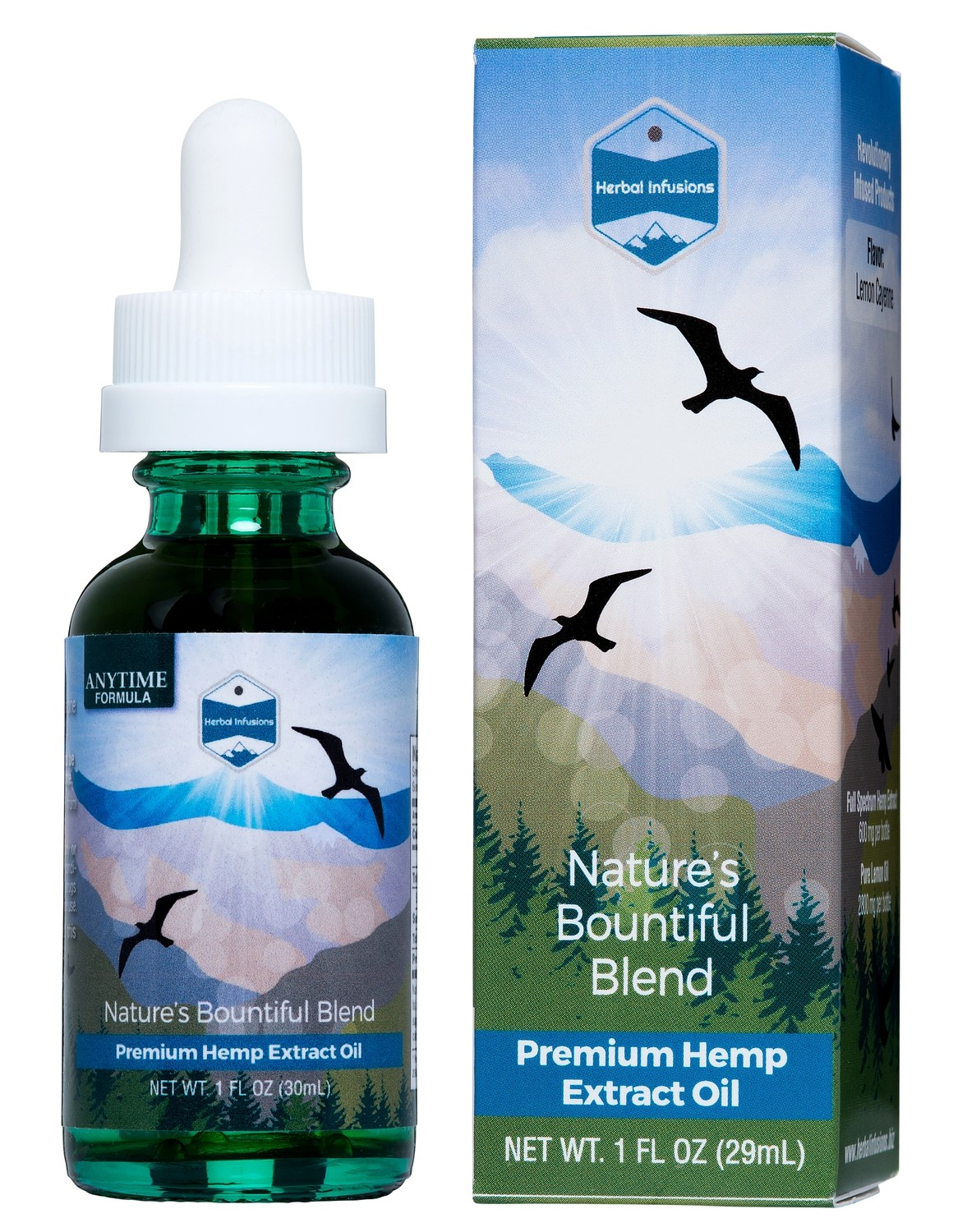 Nature's Bountiful Blend Tincture