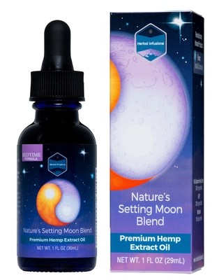 Nature's Setting Moon Blend Tincture