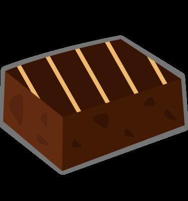 Keto Chocolate Brownies (6)