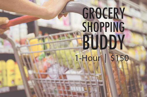 Grocery Shopping 1-Hour