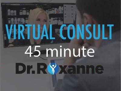 Virtual Consult 45 Min