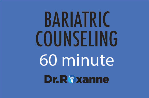 Bariatric Counseling 60 Min