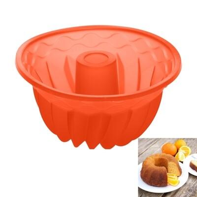 Форма силиконовая для выпечки Торта или Кекса | Гюгелькопф 3D 220*109 мм