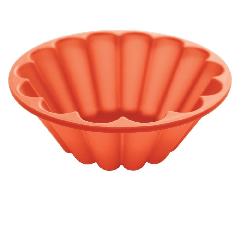 Форма силиконовая для выпечки Торта или Кекса   Ром Баба 225*106 мм