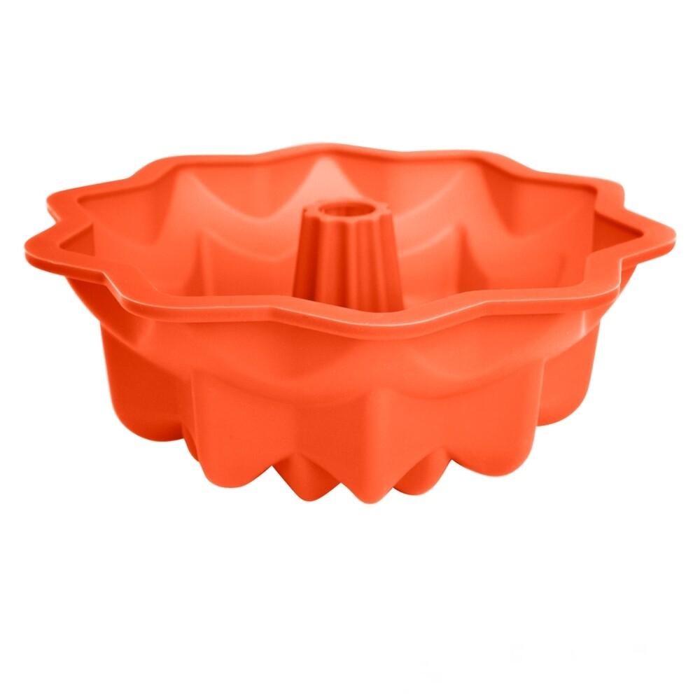 Форма силиконовая для выпечки Торта или Кекса | Пион 3D 260*100 мм