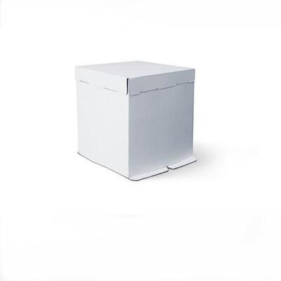 Коробка для торта 42*42*45 см | упак 5-25 шт