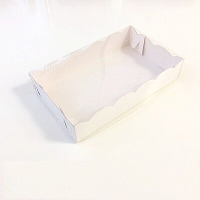 Коробка для пряников, печенья, пирожных, шоколада 20*12*4 см | 10-50 шт