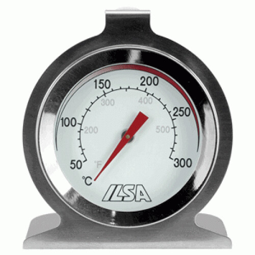 Термометр в духовой шкаф аналоговый 50°C до + 300°C