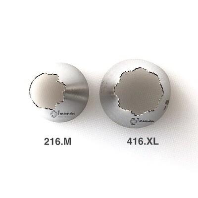 Насадка открытая звезда №216, 416 | Корона (8 лучей) - Standard open star tip #216, 416 | Ruffles | by Tulip Workshop
