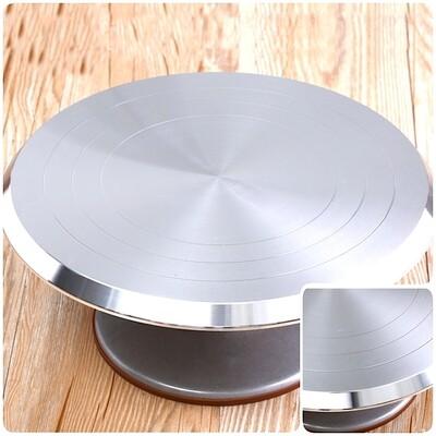 Поворотный столик ∅ 28 см | Металл