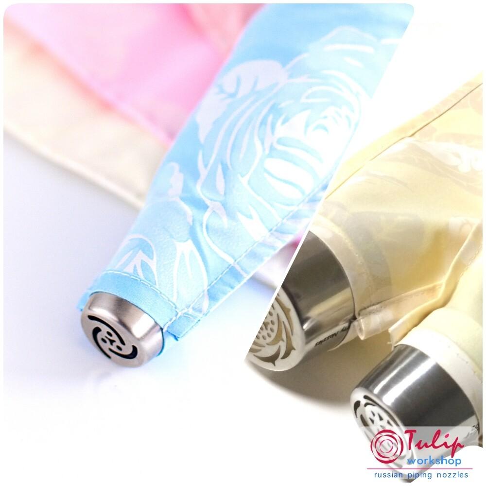 Кондитерский мешок многоразовый из тика для Насадок Тюльпан™   размеры M, L, XL, XXL