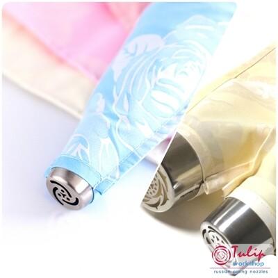 Кондитерский мешок многоразовый из тика для Насадок Тюльпан™ | размеры M, L, XL, XXL