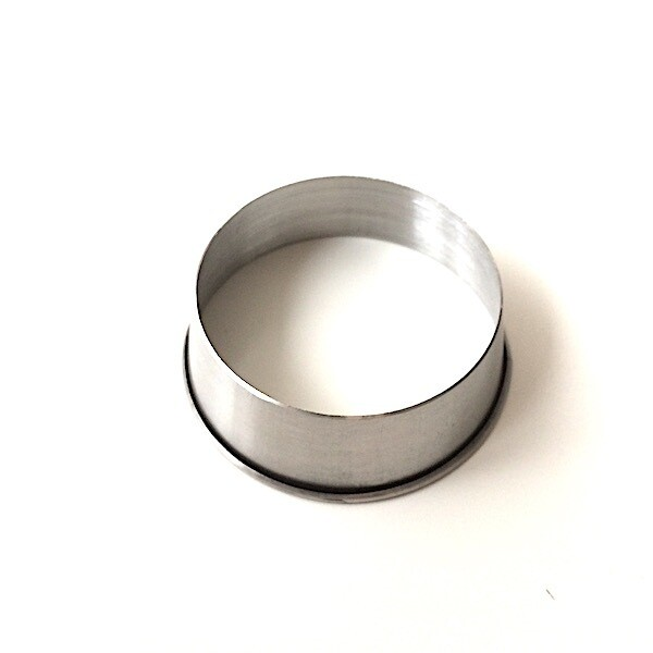 Вырубка стальная ∅ 5 см | Кольцо (Мастерская Тюльпан)