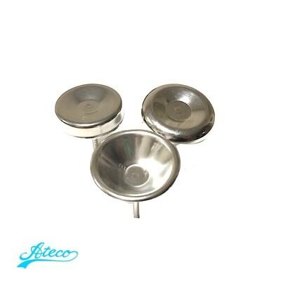 Кондитерские гвоздики Ateco №905, 908, 912   размер Ø 40-45 мм