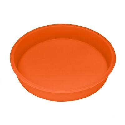 Форма силиконовая для выпечки Торта или Кекса | Круг Ø 130 - 230 мм, высота 40 мм