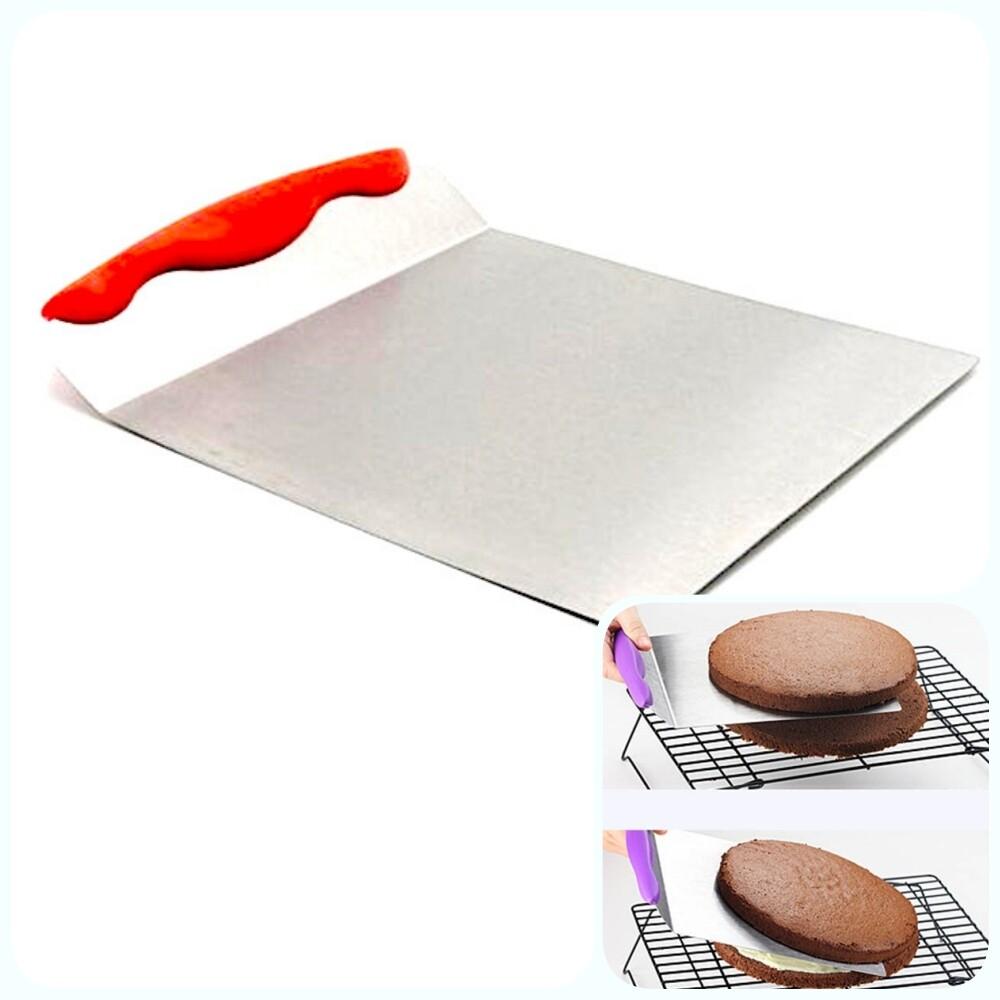 Кондитерский шпатель-переноска сталь   20 см
