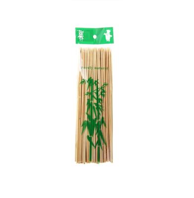 Палочки (шпажки) бамбуковые | 50 шт (высота 10, 20 см)
