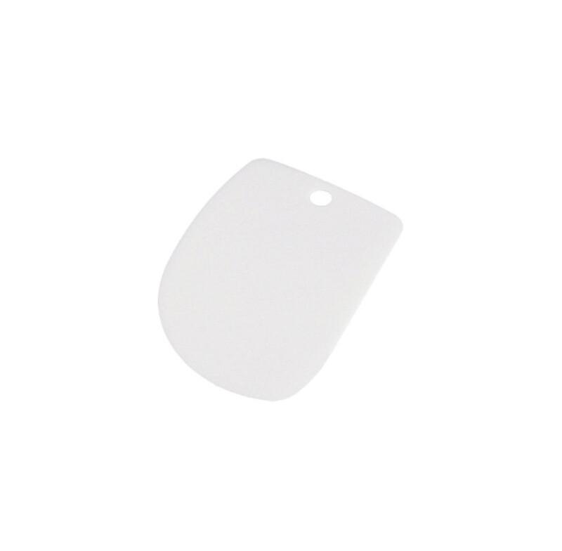 Кондитерский скребок полукруглый (2) размер 15*10 см