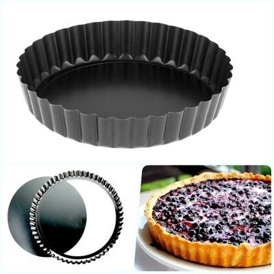 Форма для выпечки металлическая антипригарная   Тарт ∅ 11-32 см (съёмное дно)