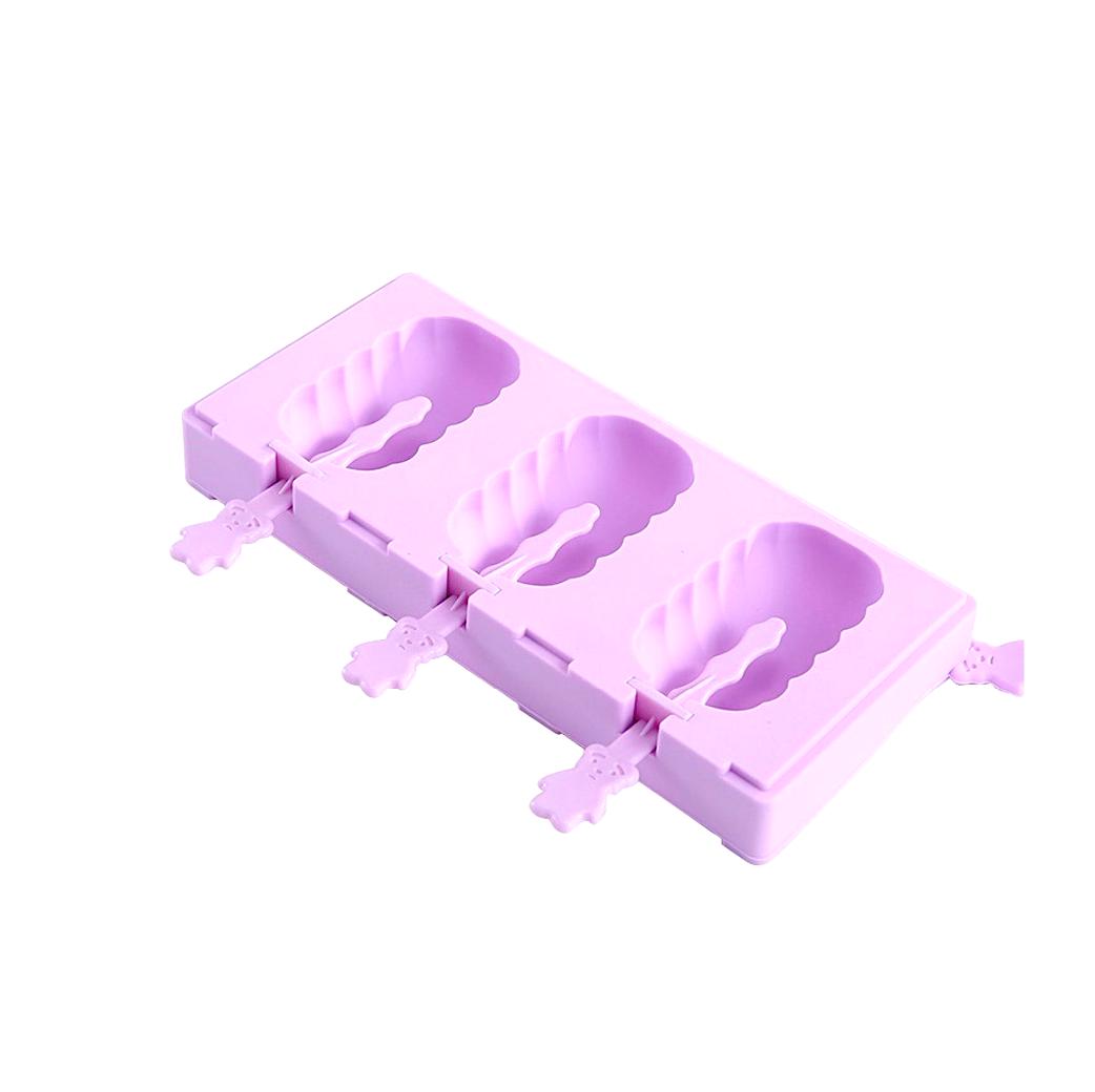 Силиконовая форма для мороженого 190*85*20 мм Волна (Wave)