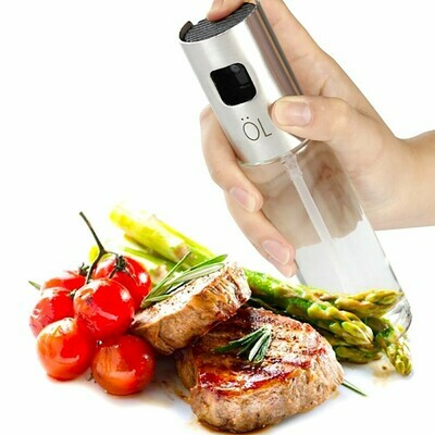 Кулинарный распылитель (диспенсер) для масла, уксуса и проч.